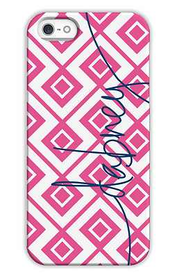 Lucy Monogrammed Tech and Phone Cases from Dabney Lee