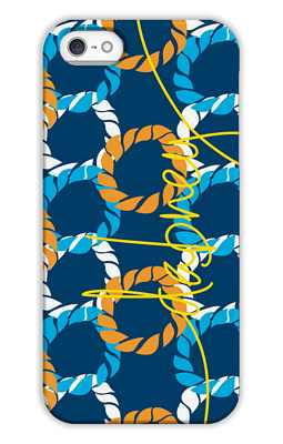 Nautical Knots Monogrammed Tech and Phone Cases from Dabney Lee