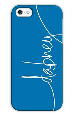 Marine Monogrammed Tech and Phone Cases from Dabney Lee