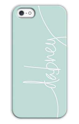 Sea Monogrammed Tech and Phone Cases from Dabney Lee