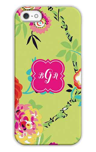 Peyton Green Personalized Tech Cases for iPhone, iPad, iPod and Samsung by Whitney English
