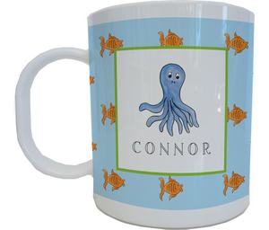 Under the Sea Mug from Kelly Hughes Designs