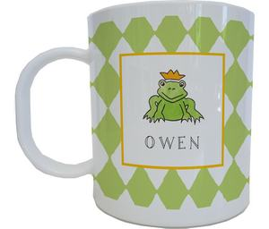 Frog Prince Mug from Kelly Hughes Designs