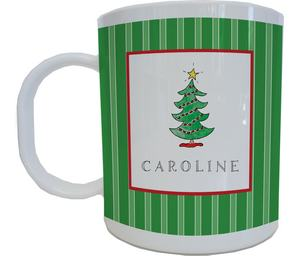 Christmas Mug from Kelly Hughes Designs