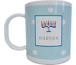 Hanukkah Mug from Kelly Hughes Designs