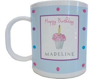 Cupcake Mug from Kelly Hughes Designs
