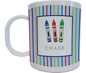 Little Artist Mug from Kelly Hughes Designs