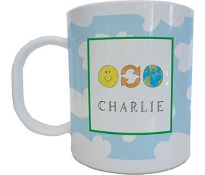 Save our Planet Mug from Kelly Hughes Designs