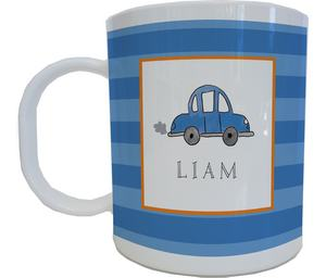 Vroom Vroom Mug from Kelly Hughes Designs