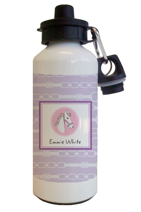 Saddle Up Water Bottle from Kelly Hughes Designs