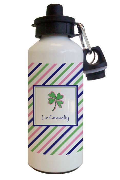 Good Luck Water Bottle from Kelly Hughes Designs