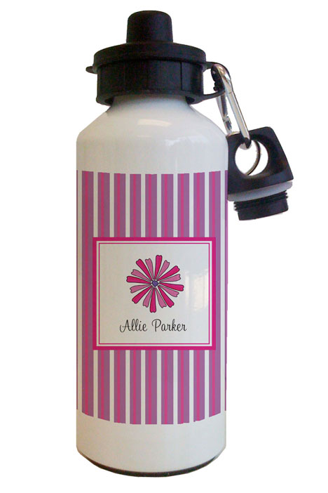 Just Daisy Water Bottle from Kelly Hughes Designs